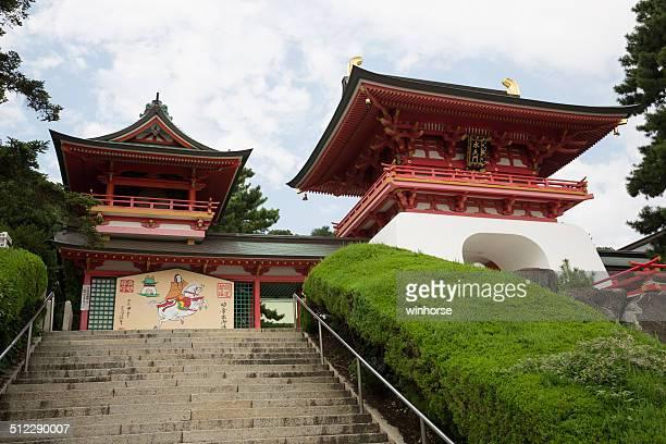 赤間神宮での日本
