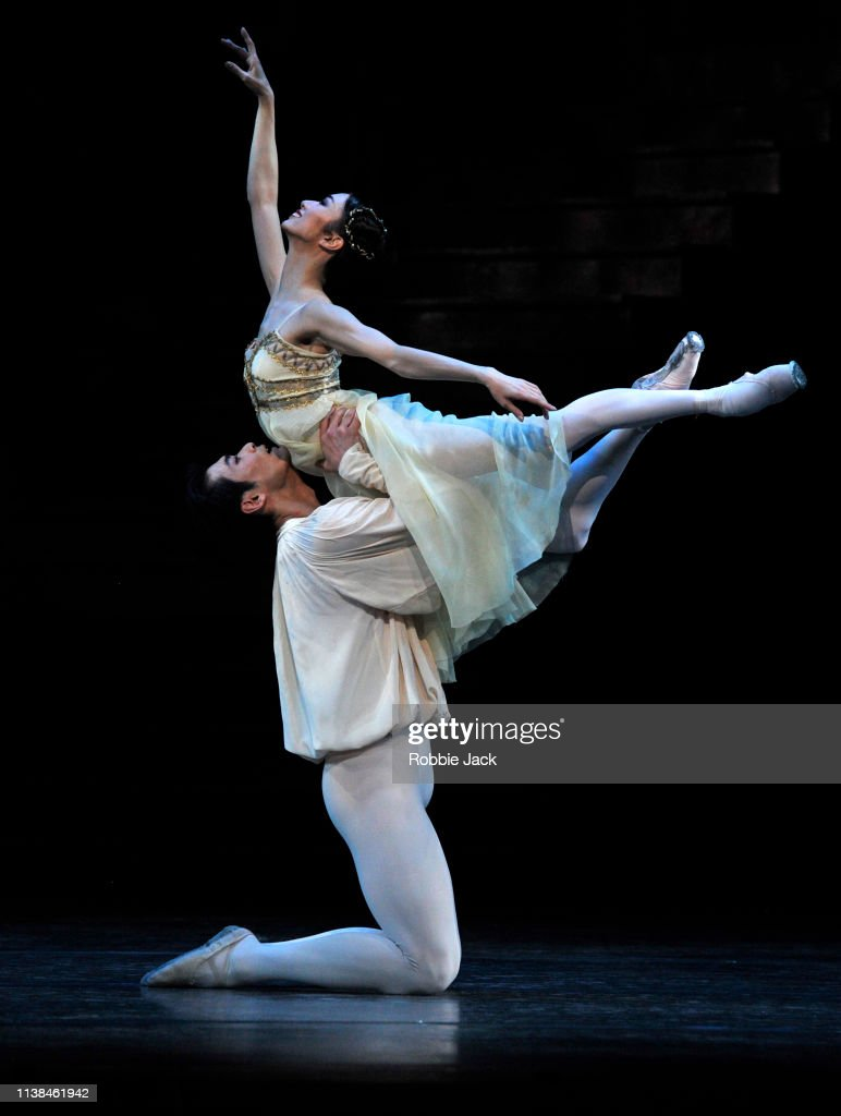 GBR: New Cast Perform Kenneth MacMillan's Romeo And Juliet Ballet At The Royal Opera House