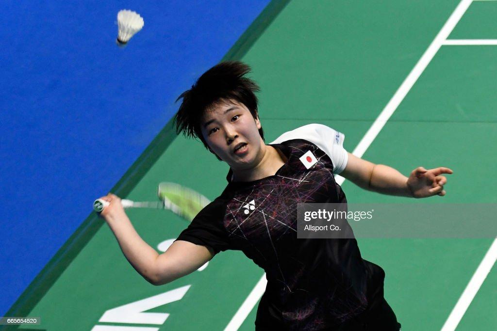2017 BWF World Super Series Malaysia Open Badminton Championship : ニュース写真
