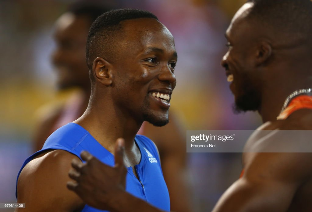 Doha - IAAF Diamond League 2017 : News Photo