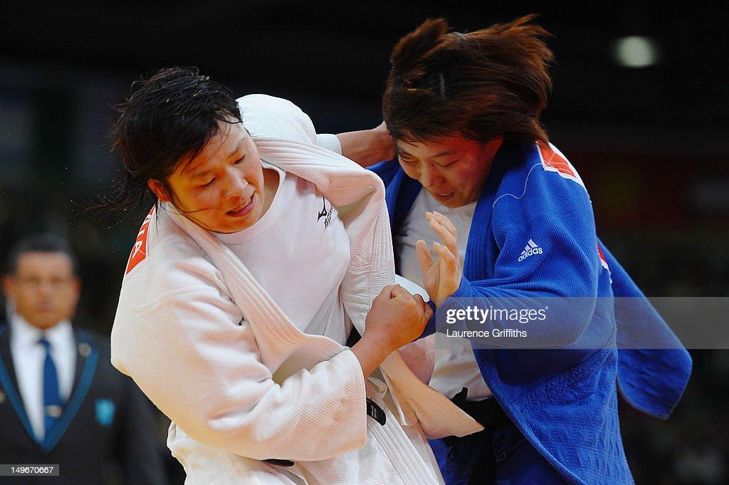 Olympics Day 6 - Judo
