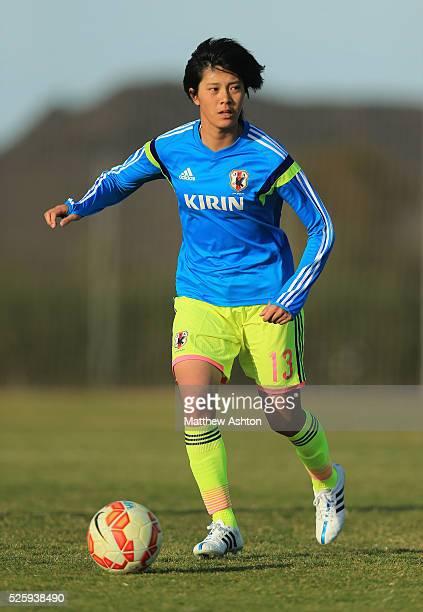 Akari Shiraki of Japan Women U23