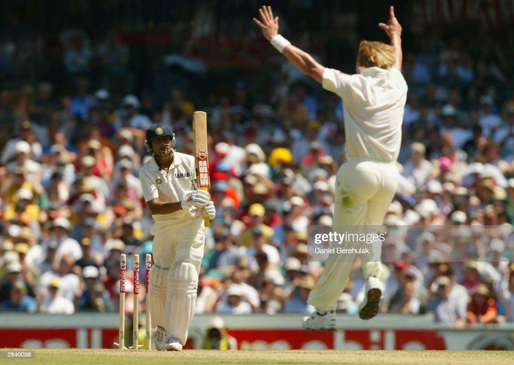4th Test Australia v India Day One : News Photo
