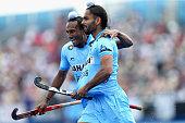 london england akashdeep singh india celebrates