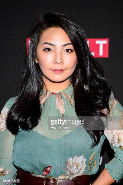 'Akashi' director Mayumi Yoshida attends the 21st Annual Urbanworld Film Festival at AMC Empire 25 theater on September 23 2017 in New York City