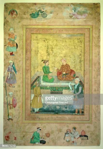 akbar and shah jahan Indian Art Musee Guimet India Asia
