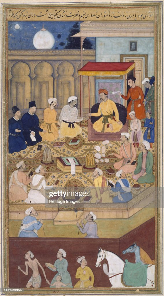 Akbar And The Jesuits : News Photo