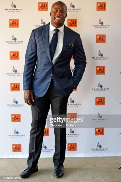 Akbar Gbajabiamila attends the 2018 Muhammad Ali Humanitarian Awards on September 20 2018 in Louisville Kentucky