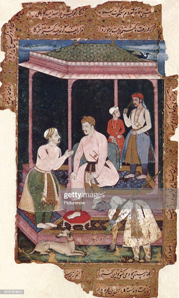 Akbar in Old Age : News Photo