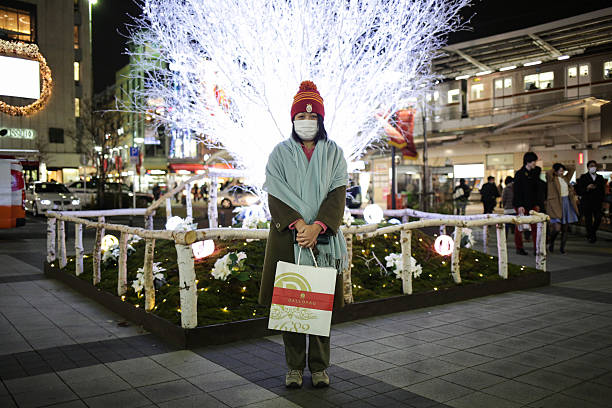 people celebrate christmas in tokyo - Do Japanese Celebrate Christmas