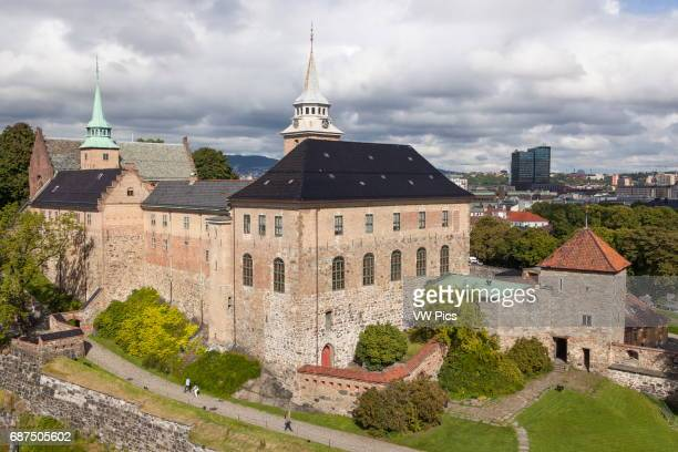 Akershus Fortress and Castle Oslo Norway