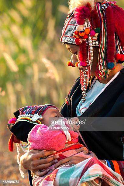 Akha Hill Tribe Girl