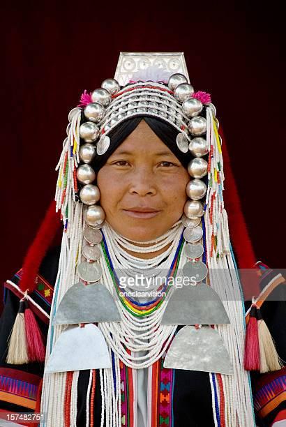 Akha Portrait