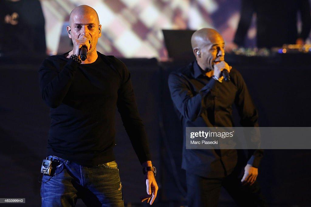 'Les Victoires De La Musique' 2015 - Show At Zenith In Paris : News Photo