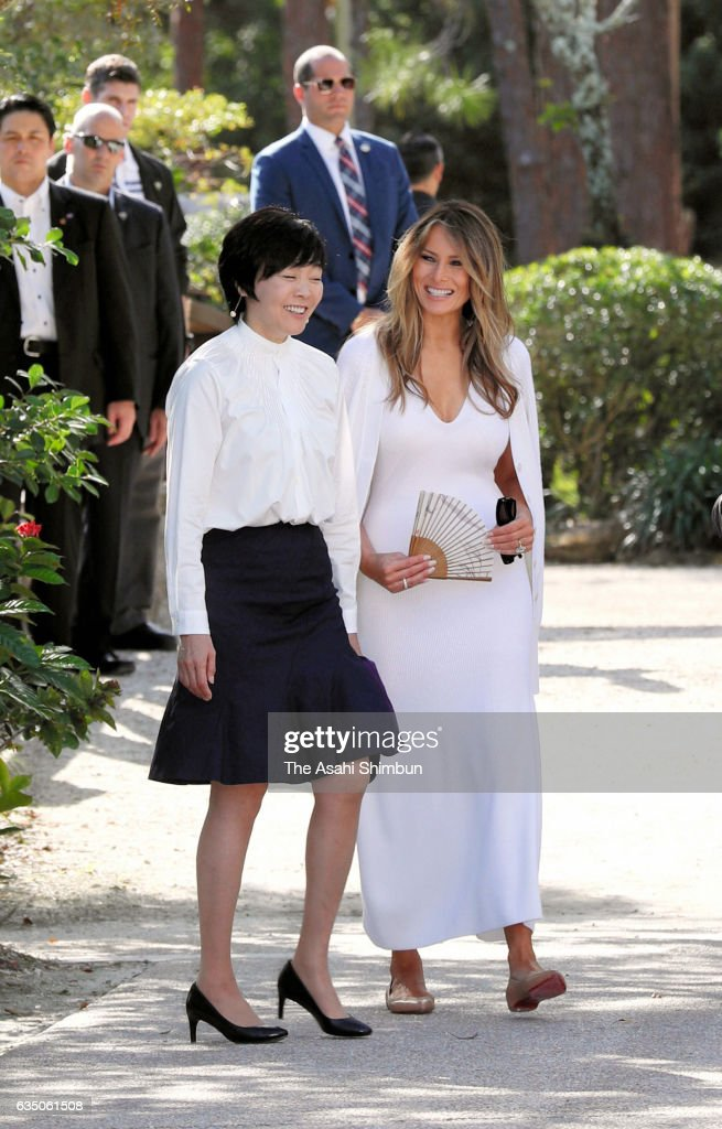Japanese PM Abe Visits US - Day 2