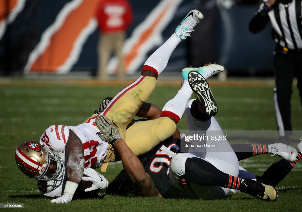 San Francisco 49ers vChicago Bears