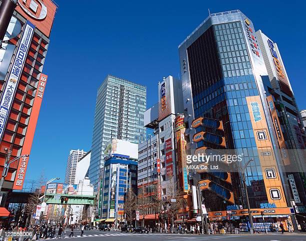 Akihabara, Chiyoda, Tokyo, Japan