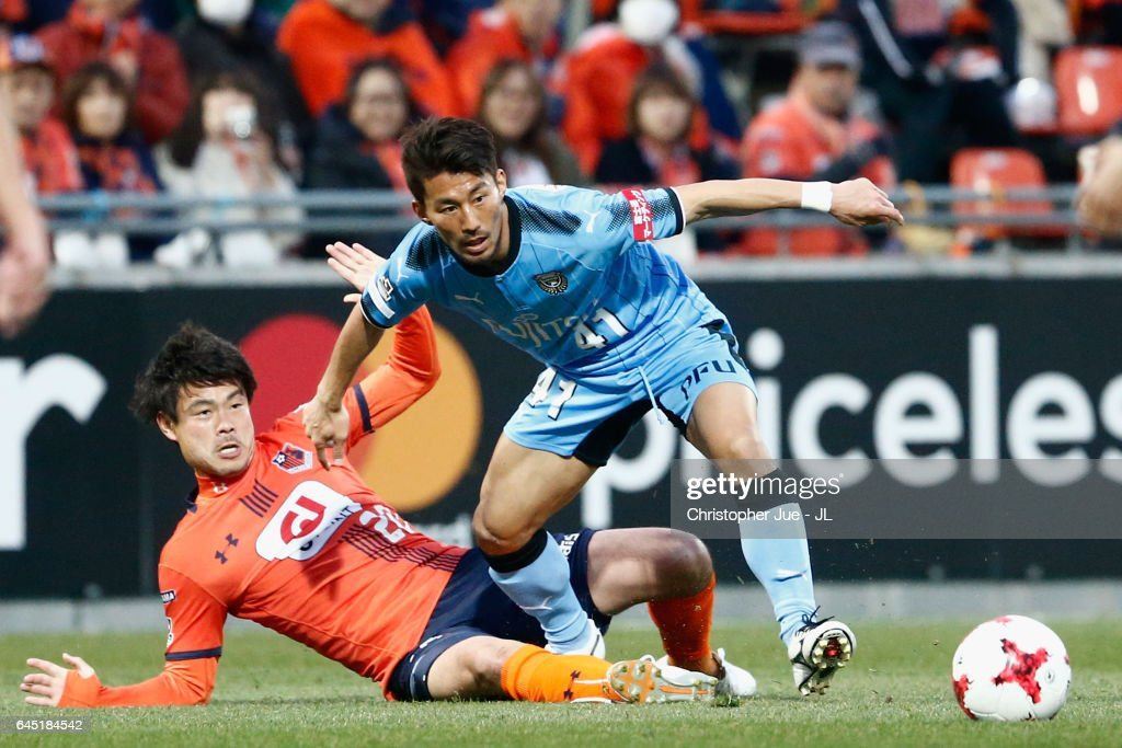 Omiya Ardija v Kawasaki Frontale - J.League J1 : News Photo