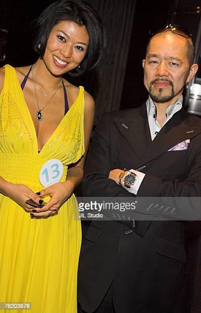 Akiko Chubachi and Tatsuyoshi Hashikawa of Billionaire Italian Couture