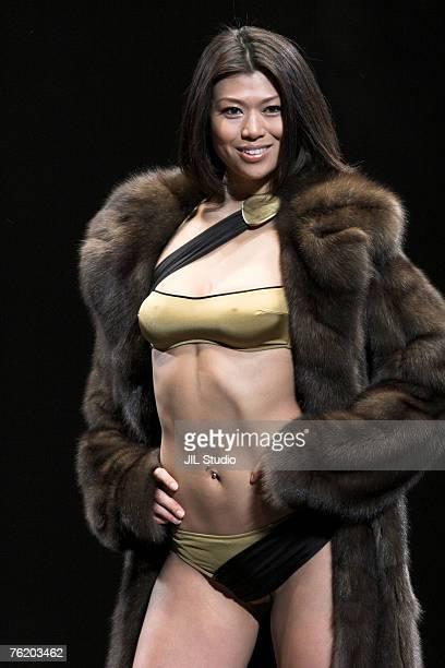 Akiko Chubachi Miss Universe Japan 2007 2nd runner up