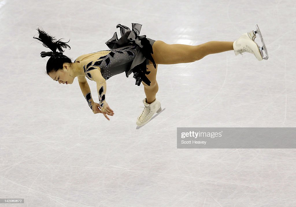 2012 ISU World Figure Skating Championships - Day Four