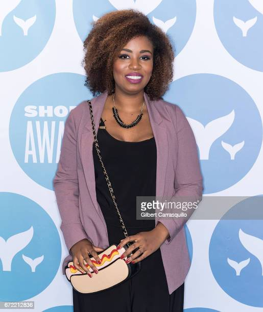Akilah Hughes attends the 9th Annual Shorty Awards at PlayStation Theater on April 23 2017 in New York City