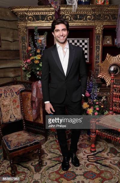 Akin Akman attends the gala dinner during #BoFVOICES on December 1 2017 in Oxfordshire England