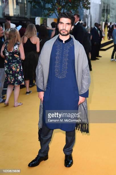 Akin Gazi attends the Premiere of Yardie Yardie is released in UK cinemas on 31st August at BFI Southbank on August 21 2018 in London England
