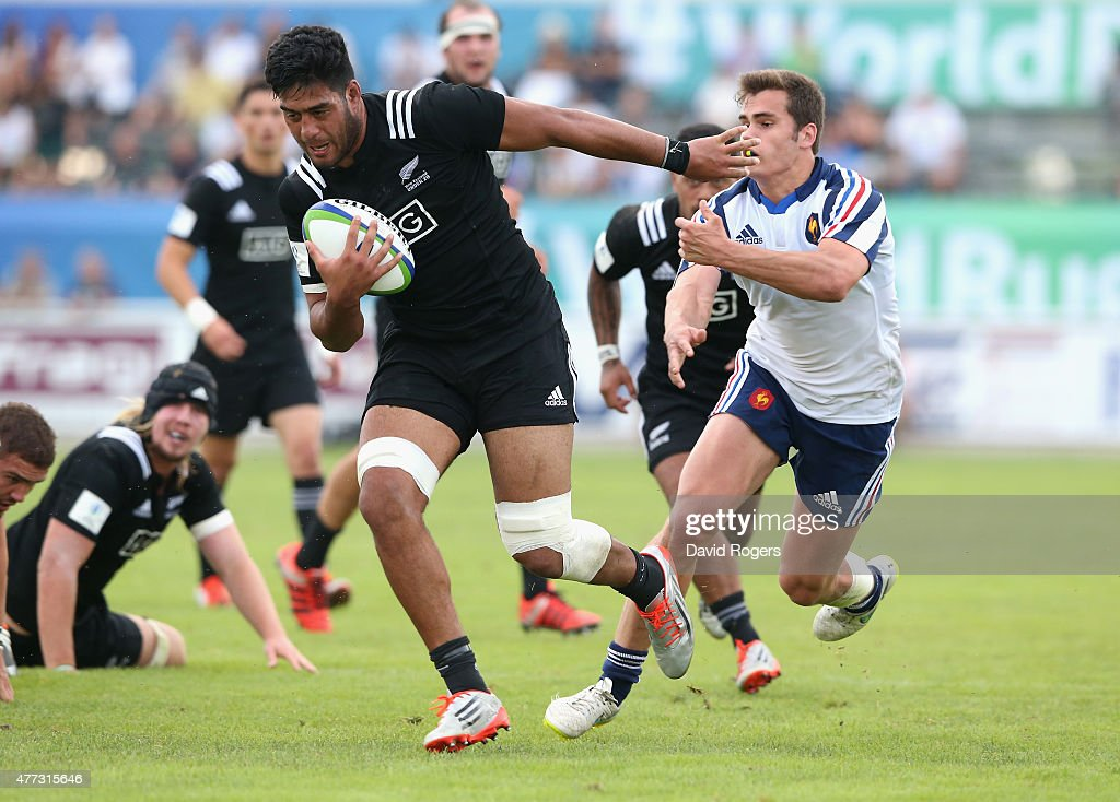 France v New Zealand: World Rugby U20 World Cup Semi-Final