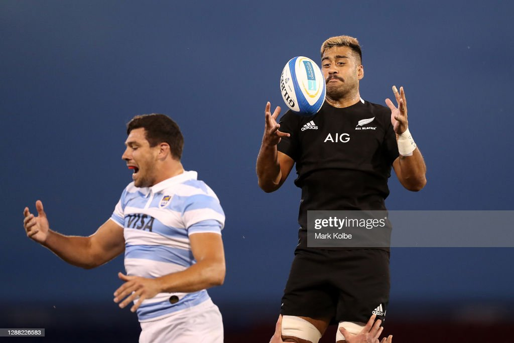 Argentina v New Zealand - 2020 Tri-Nations : Fotografía de noticias