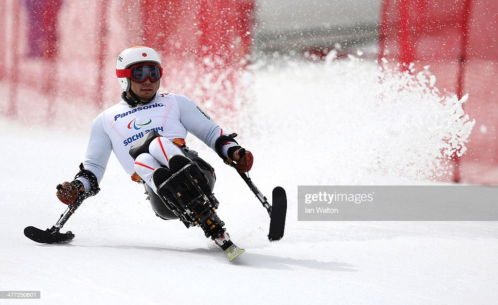 2014 Paralympic Winter Games - Day 1 : News Photo