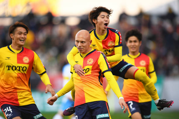 JPN: Giravanz Kitakyushu v Jubilo Iwata - J.League Meiji Yasuda J2