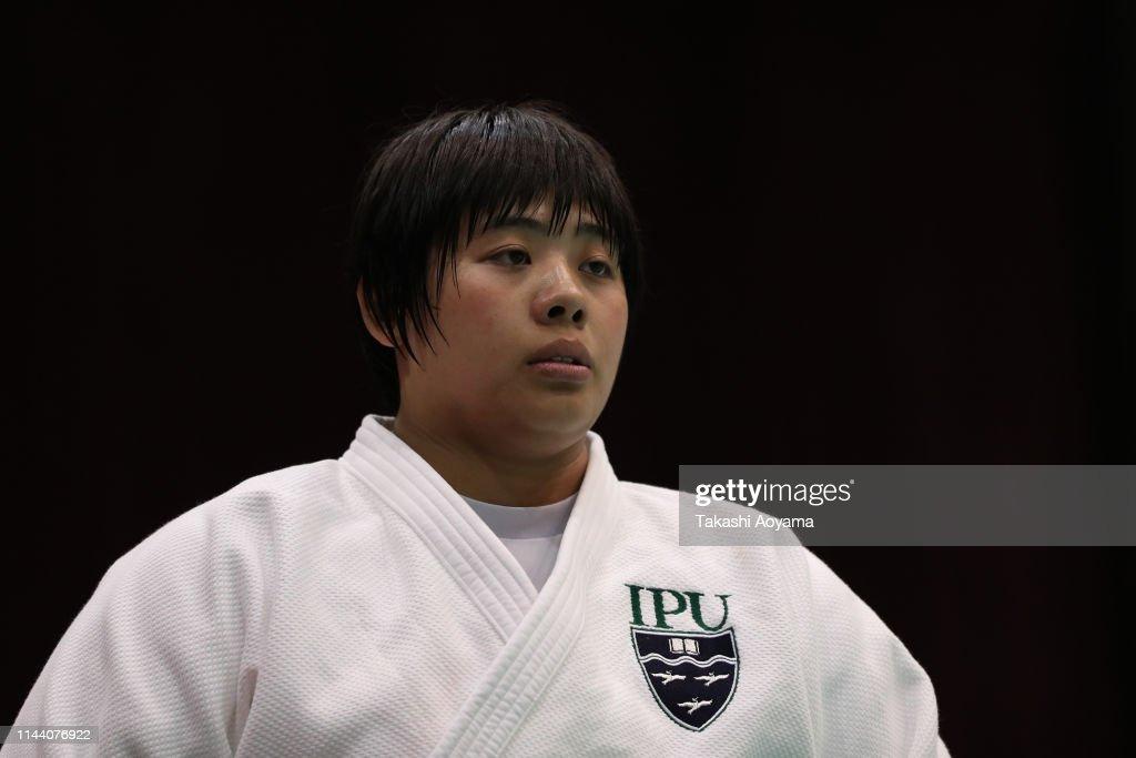 JPN: All Japan Women's Judo Championship