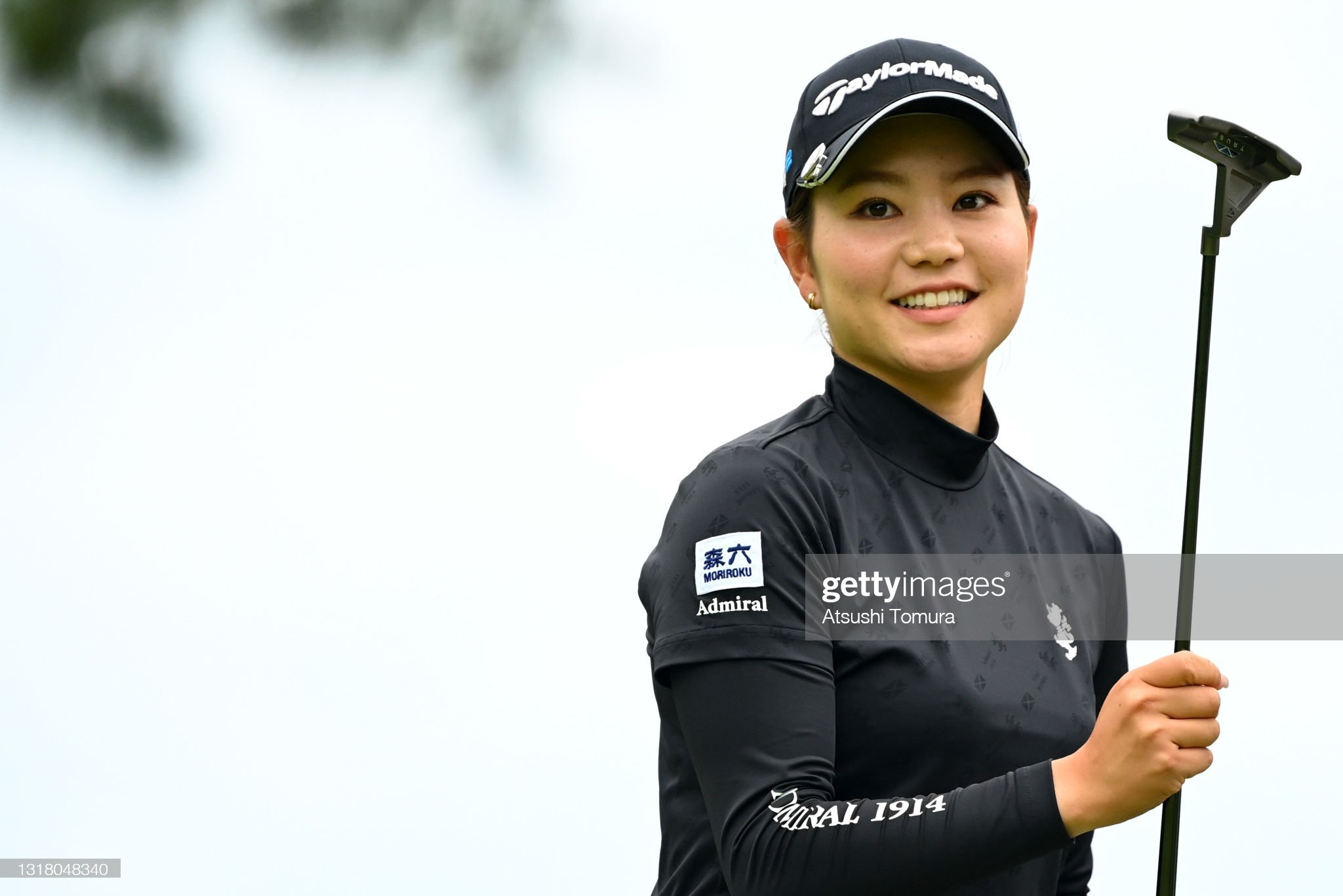 https://media.gettyimages.com/photos/akira-yamaji-of-japan-reacts-after-her-tee-shot-on-the-2nd-hole-the-picture-id1318048340?s=2048x2048