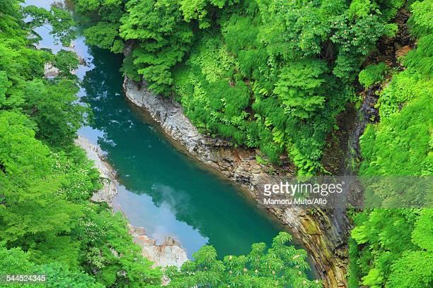 akita prefecture, japan - 地形 ストックフォトと画像