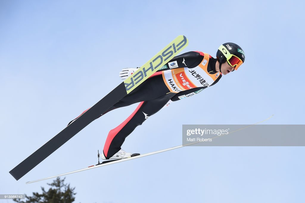 FIS Nordic Combined World Cup Hakuba - Day 1