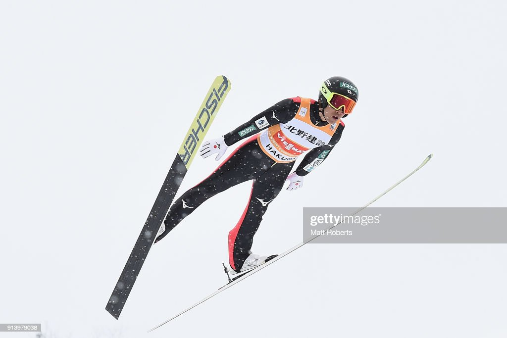 FIS Nordic Combined World Cup Hakuba - Day 2