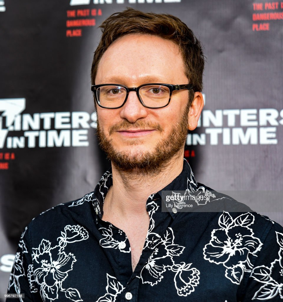 Akiva Schaffer arrives at the '7 Splinters In Time' Premiere at Laemmle Music Hall on July 11, 2018 in Beverly Hills, California.