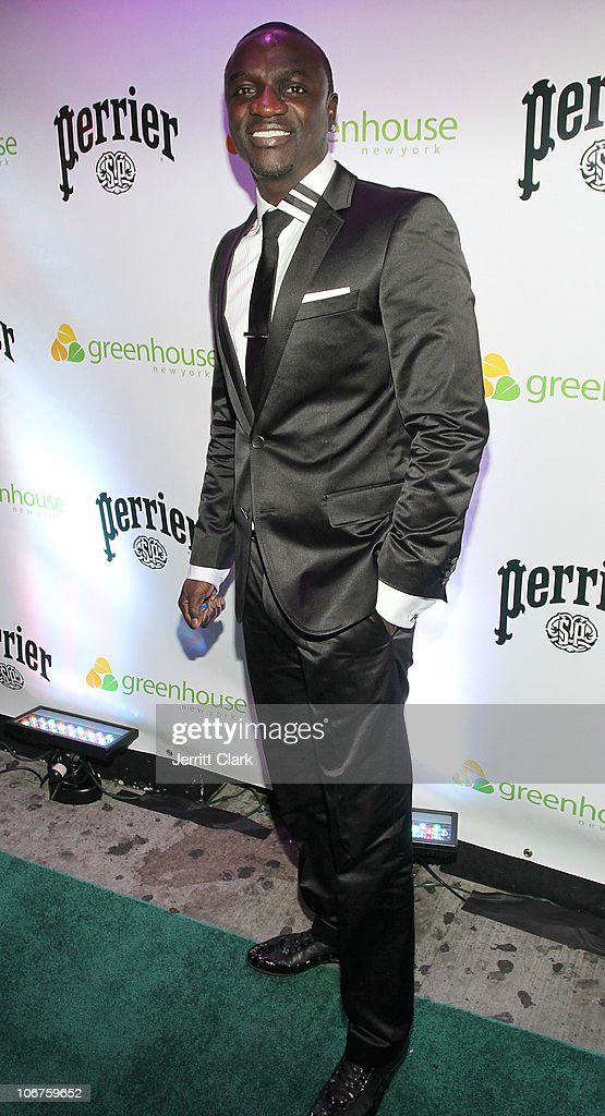 Greenhouse 2 Year Anniversary Celebration Photos Images Akon Attends November