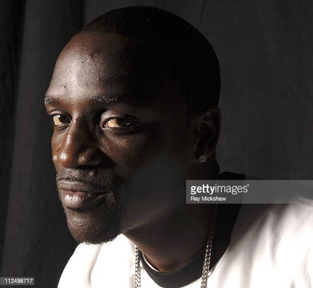 Akon Konvict during 'American Top 40 Live' Gallery at CBS Studios in West Hollywood California United States