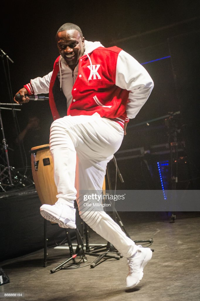Konvict Kartel And Akon Perform At The O2 Shepherds Bush Empire