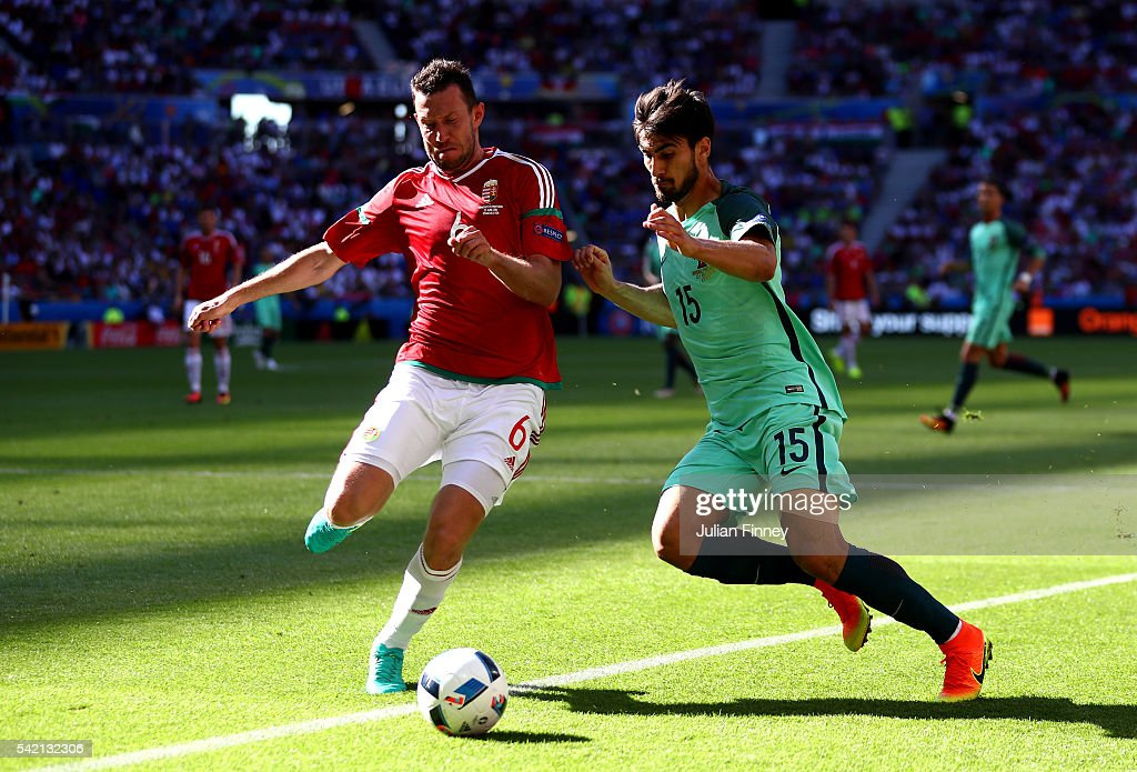 Hungary v Portugal - Group F: UEFA Euro 2016 : News Photo