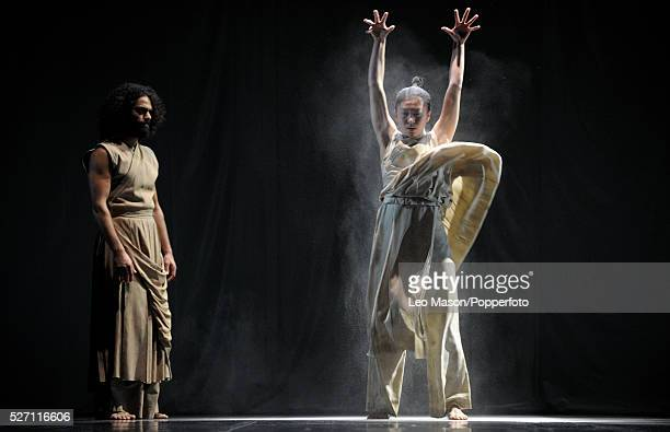 Akram Khan Companies Vertical Road Performed by YenChing Lin and Salah El Brogy