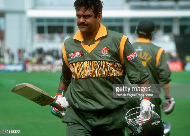 Akram Khan , Cricket World Cup 1999, Pakistan v Bangladesh at Northampton 1995355