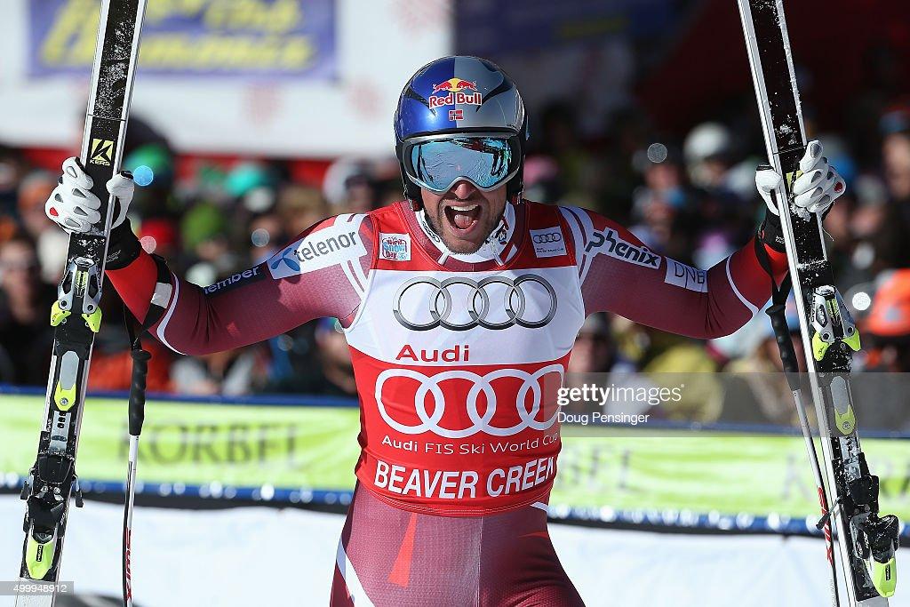 2015 Audi Birds of Prey - World Cup Men's Downhill