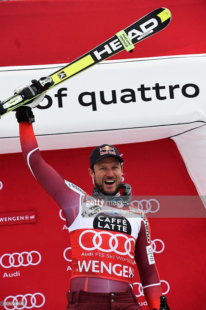 Audi FIS Alpine Ski World Cup - Men's Downhill