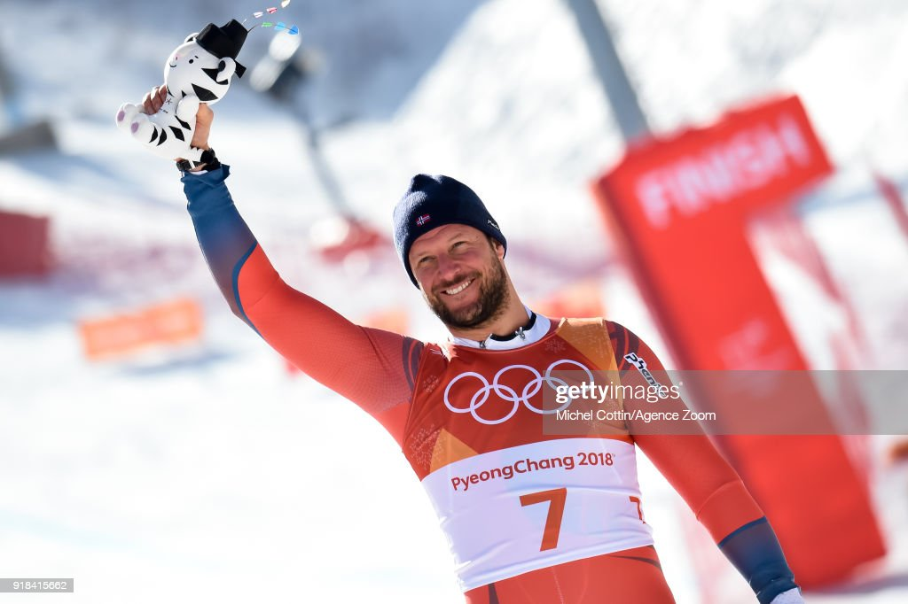 Alpine Skiing - Winter Olympics Day 6 : Nieuwsfoto's