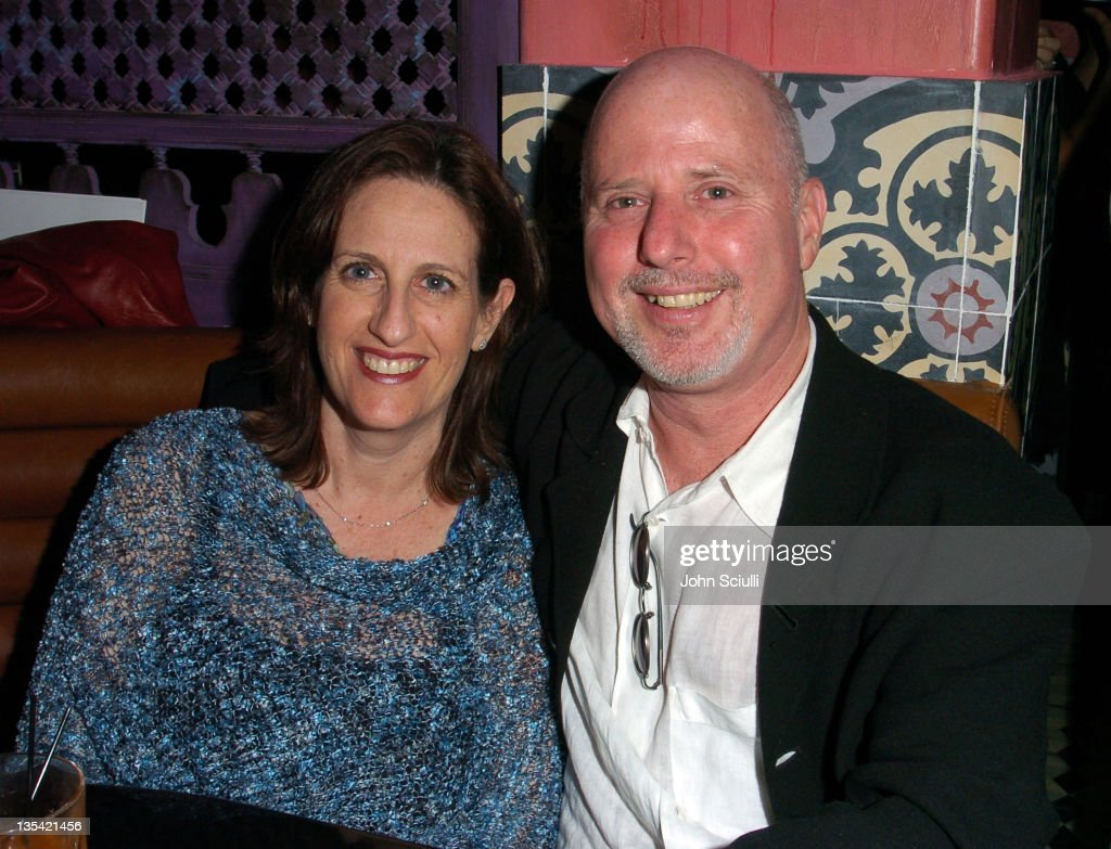 Aksha and Allen Shulman during 'Confessions of a Burning Man' - After Party at The Spider Club in Hollywood, California, United States.