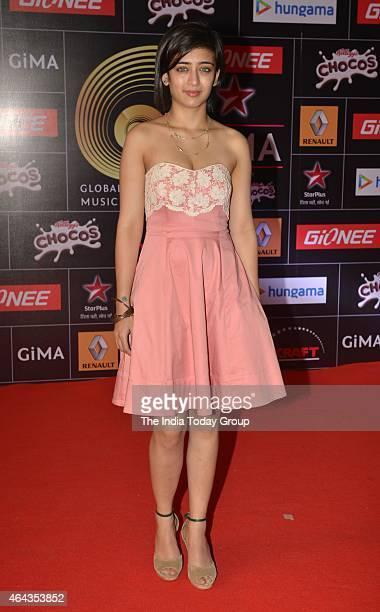 Akshara Haasan at 5th edition of GIMA awards in Mumbai