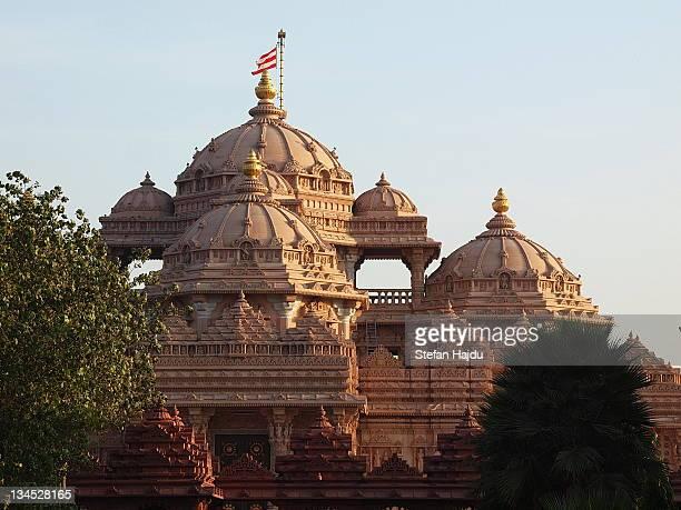 Akshardham temple in Delhi